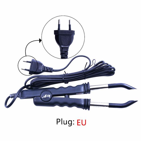 Constant Temperature Loof Fusion Hair Extension Iron Keratin Bonding Tools Fusion Heat Connector EU/AU/US/UK Plug