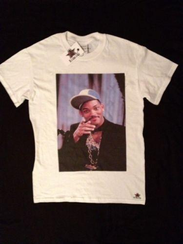 FRESH PRINCE OF BEL AIR RAP MOVIE T SHIRT Funny free shipping Unisex Casual gift