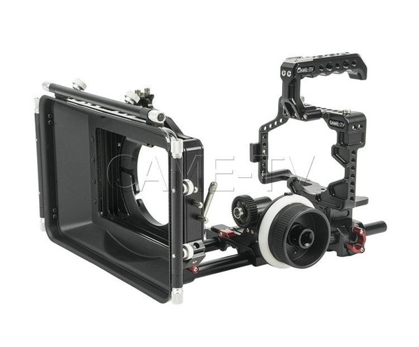 GH5-PACK CAME-TV Protective Cage Plus For GH5 Camera With Mattebox Follow Focus