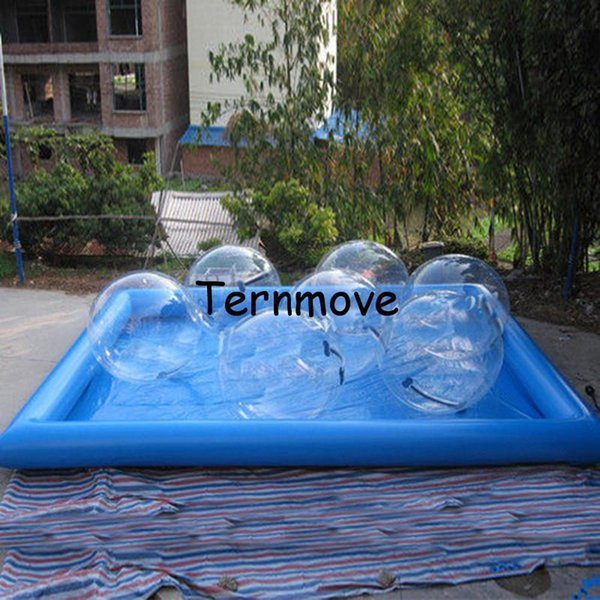 giant inflatable water pool,inflatable pools rental,human hamster water walking balls pools,large inflatable adult swimming pool