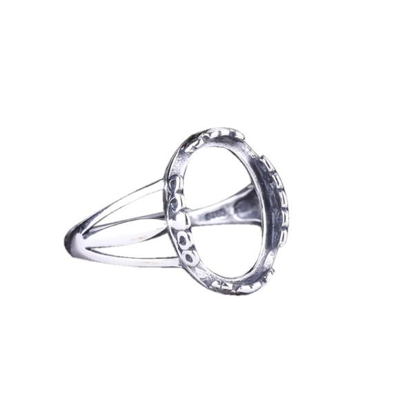 Opal Oval Plata Esterlina /& Diamante Anillo Diamante Hombros