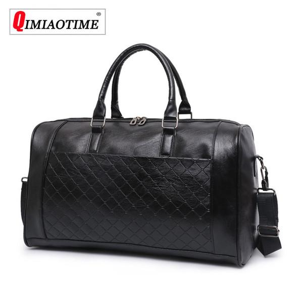 Grande Saco de Viagem Organizador Designer Duffle Bag Malas De Viagem Durante A Noite Y Bolsas De Viaje Embalagem Cubos De Couro Bagagem