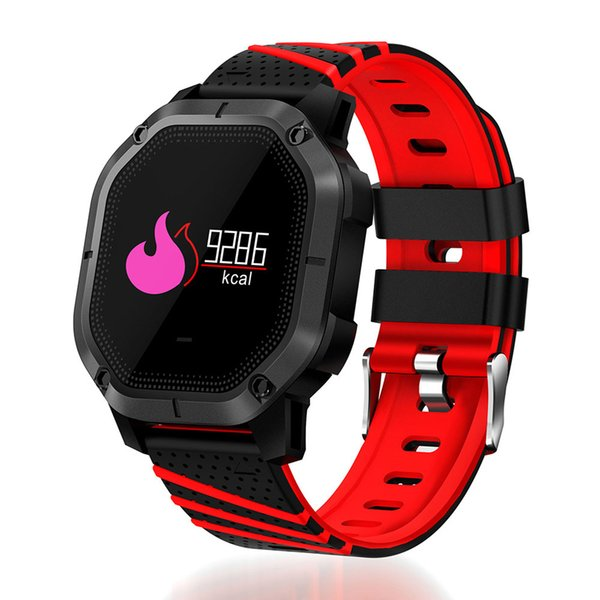 SOVO SG47 New IP68 Waterproof Bluetooth Smart Watch Sports Wristband Heart Rate Blood Pressure Monitor Clock For Android IOS Phone