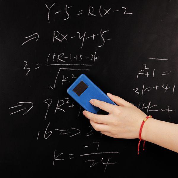 top popular 2PCS Flannel Whiteboard Eraser Magnetic Marker Cleaner Blackboard Eraser Office Learning Stationery Supplies 2021