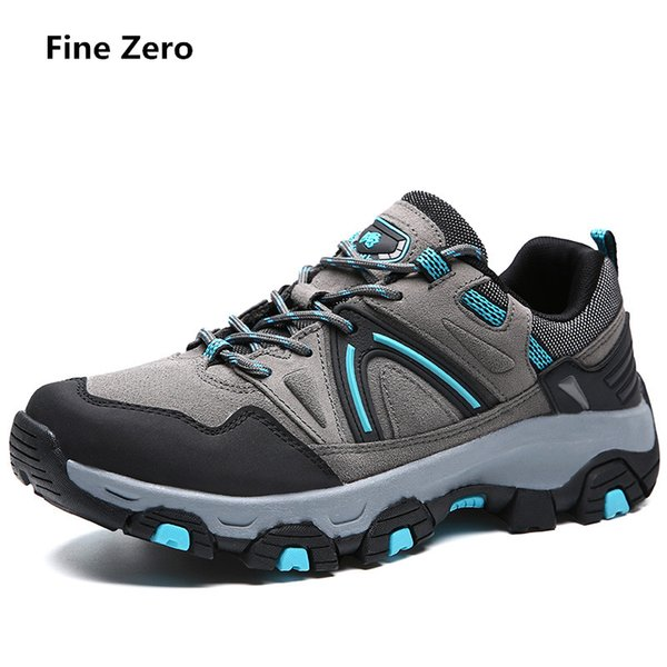 New Outdoor Sports shoes for Men Tactical Hiking Shoes Men Outdoor Trail Camping Climbing Mountaineering Hunting size39-48