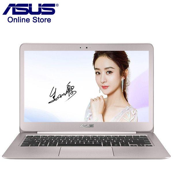 "Asus U306UA Laptop 8G RAM 512 ROM 13.3"" Intel I7 6500U 2.5GHz Integrated Card 1920*1080 Original OEM Window 10 System Notebook"