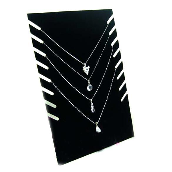 Hot Sale Jewelry Display Stand Necklace Holder Display High Quanlity Show Case Storage display