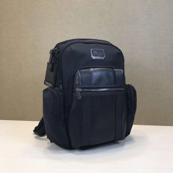 Customized ballistic nylon men's business casual shoulder bag diagonal bags handbag 232681 computer bag TUMI bag