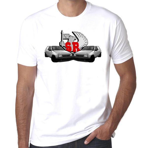Mk1 Vauxhaull Nova corsa Sr Mens Boy racer 100% cotton tshirt Funny free shipping Unisex Casual tee top