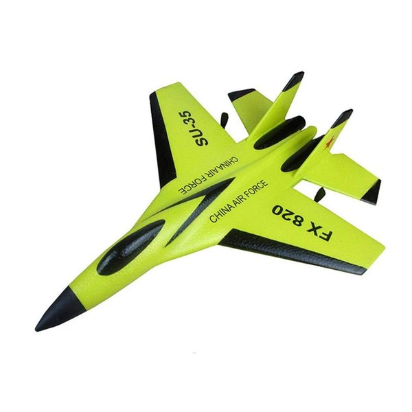Latest Glider Airplane, SU-35 RC Remote Control Helicopter Plane Glider Airplane EPP Foam 3.5CH 2.4G RC Toys