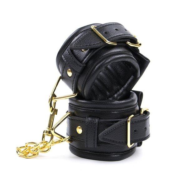 Wrist Cuffs Black