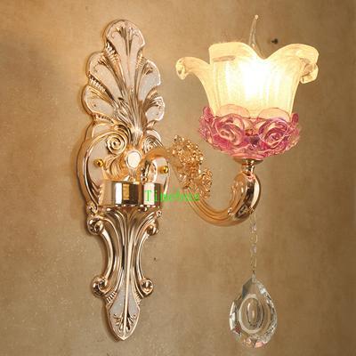 1 lampada da parete della luce