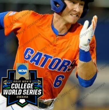 Orange with 2018 CWS Patch