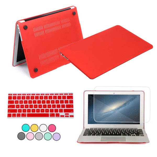 Unisex Durable Laptop Case Sleeve Hard Cover Notebook Full Coverage Suitable for Macbook Notebook Hot Sale in stock!!!
