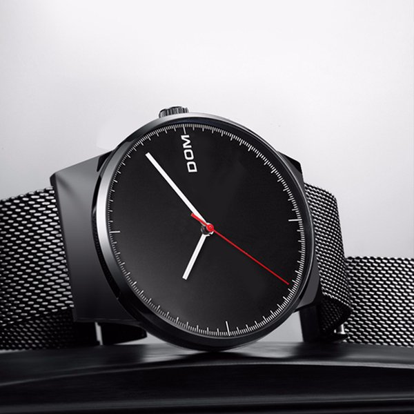 Watch men's waterproof watch European and American minimalist m - 32