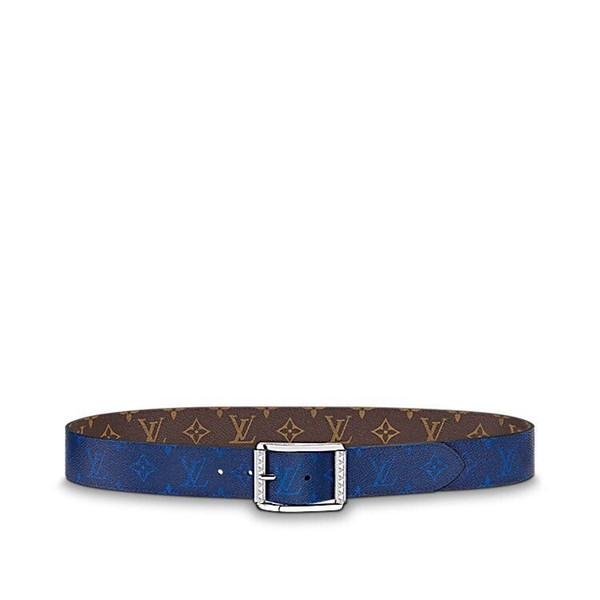 New Official Men Belt With Box Reverso (2D21)