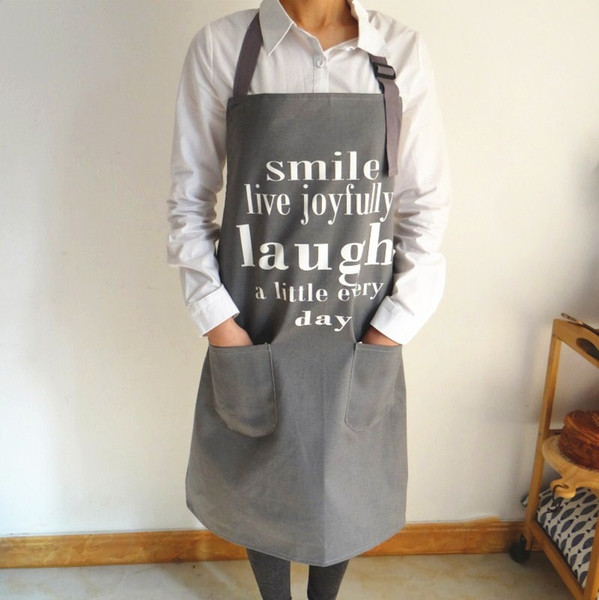 Adulte impression Bib Tablier avec Pocket Chef Waiter Cuisine Cuire Nouveau Outil chef uniforme chef vêtements cuisine tablier de travail de cuisine