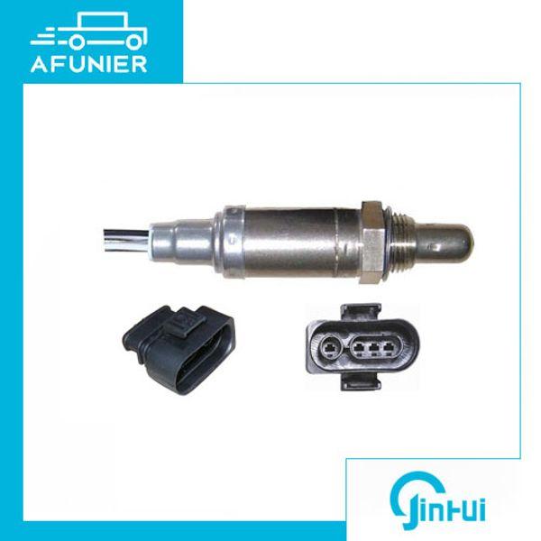 12 meses de garantía de calidad Sensor Oxgen Sensor Lambda para VW, MAZDA, SEAT, 4 hilos, 450mm OE No .: 0258005126, 0258005128