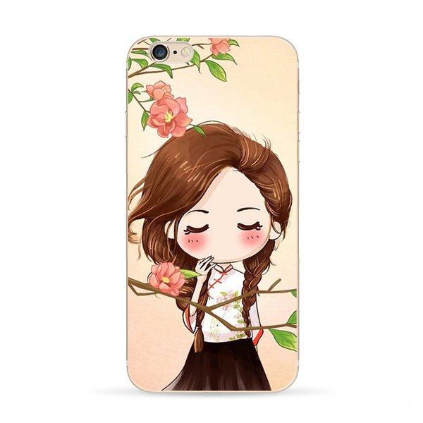 Unique Design Iphone Case Discount Luxury Women Girls Waterproof Phone Case For Iphone 7 8 Fast Delivery