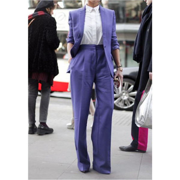 New Promotion Full Women Evening Pant Suits Custom Made Women Ladies Office Business Formal Suits New Arrival Work Wear Suit