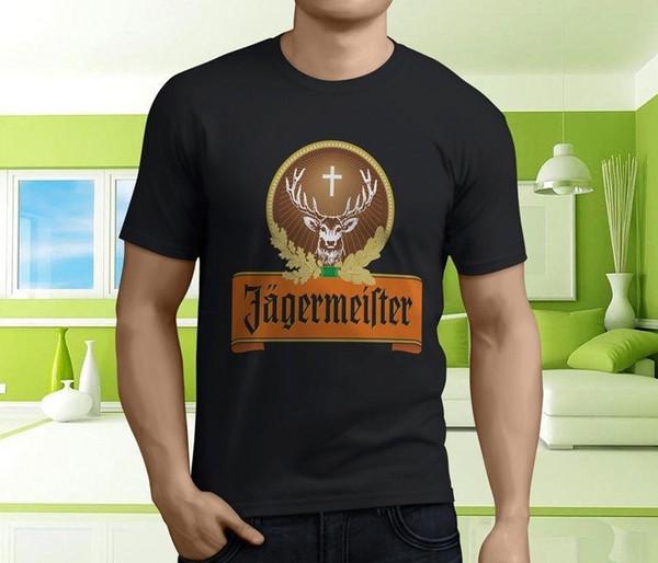 Acheter Nouveau Jager Bomb Cocktail Jagermeister German Alcoh Tee Shirt Homme Noir Taille S 3XL De $12.08 Du Amesion2506 | DHgate.Com
