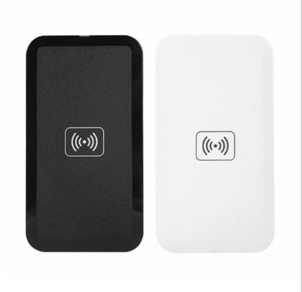 02A Qi Standard Universal Wireless Charger Pad Power Bank Portable Transmitter Accessary For Samsung Galaxy S6 S7 Edge Iphone 8 Note 8