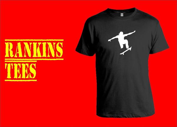 SKATEBOARDING T Shirt Skateboard T-shirt Tee Ropa Ropa