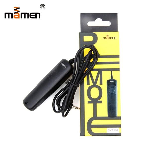 Mamen Camera Shutter Für EOS 1D / 1DS / 7D / 5D2 / 5D / 50D / 40D / 30D / 20D / 10D Kabelgebundene Fernbedienung-Auslöser