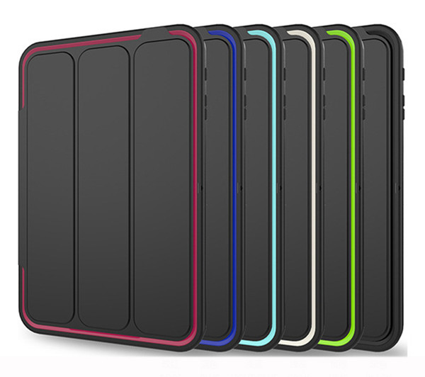 Magnetic Smart Cover Back Case For New iPad 9.7 12.9 10.5 Air 1 2 Mini 3 4 iPad pro 10.5 12.9 Folding Case With Auto Sleep Wake OPP BAG 60X