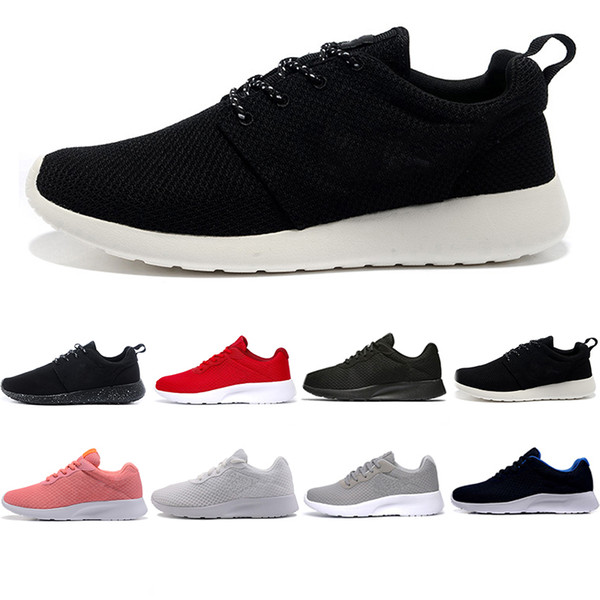 New Arrival 1.0 3.0 Run Casual Shoes men women black low Lightweight Breathable London Olympic Sports Sneakers mens Trainers size 36-45