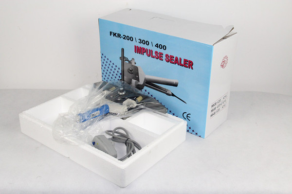 2019 FKR400 Hand Impulse Sealer,Heat Sealing Plastic Bag Closer  Sealer,Sealing Machine From Forward830, $241 21 | DHgate Com