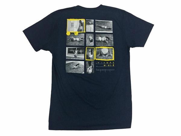 Acheter Fiche De Contact Visuel T Shirt Bleu