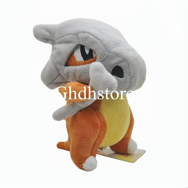 """Hot New 6.5"""" 17CM Mask Cubone Plush Doll Anime Collectible Dolls Stuffed Party Gifts Soft Toys"""