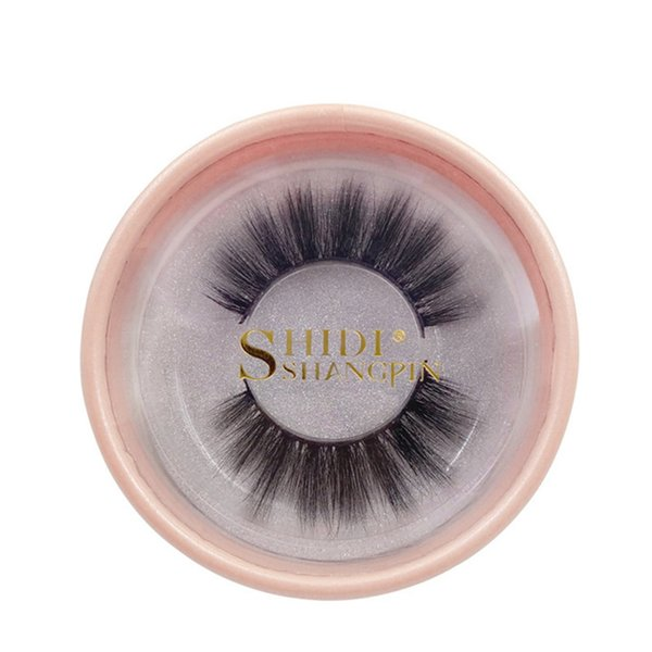 High Quality False Eyelashes 3D Mink Lashes Natural Long Fake Eye Lashes Private Label Eyelash For Makeup Extension Lash good item