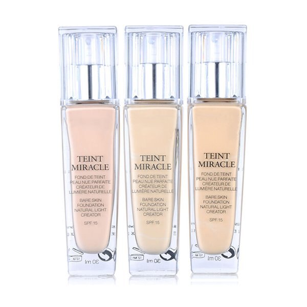Teint Miracle Liquid Foundation Bare Skin Natural Light Creator 30ML
