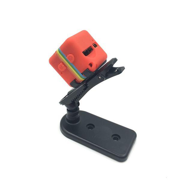 Regalo di Natale Portatile SQ11 HD 1080P Home Car Sensore CMOS Night Vision Videocamera Mini videocamera DVR DV Registratore di movimento