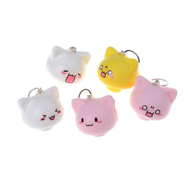 Miraculous Mushroom Squishy Cat Kawaii Cartoon Cute Face Decor Bag Cell Phone Straps Kid Toys Gift Bread Cake Cream Scented Toys Stress Squeeze Toy Stress Toys Download Free Architecture Designs Terstmadebymaigaardcom