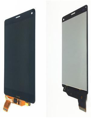 Per Sony Xperia Z3 Display LCD compatto Z3 mini D5803 D5833 z3mini Touch Screen Digitizer Assembly