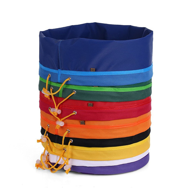 8pcs/set Garden Plant Growing Bags Non-woven Fabric Flower Pots Round Pouch Root Container Vegetable Planting Grow Bag