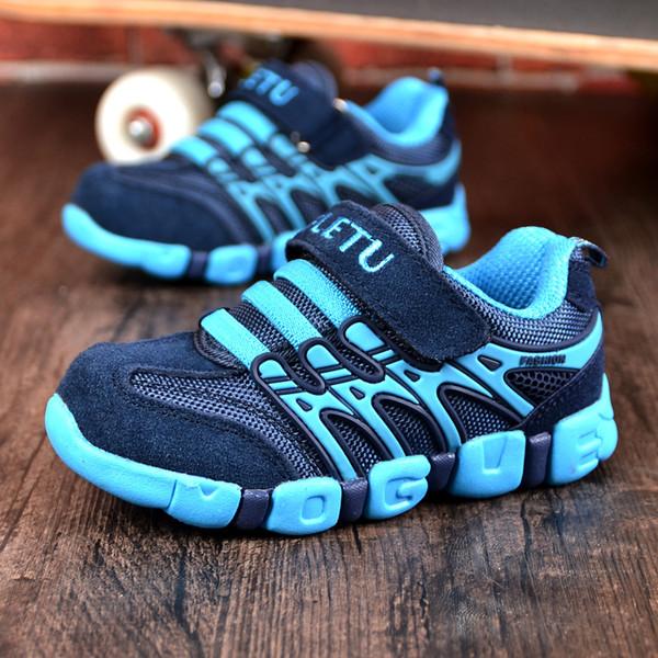 Designer Nova Marca Atlético Crianças Sapatos de Bebê Da Criança Sapatos de Corrida Crianças Menino E Gril Sapatilha Esporte Tênis De Basquete