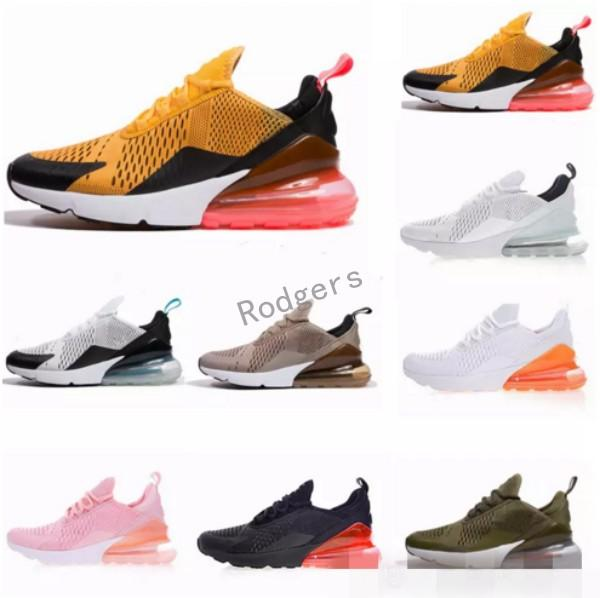 uk availability 3cd55 349bf New 270 tiger cactus triple Black white pink running shoes sneaker sports  270 shoes size 36