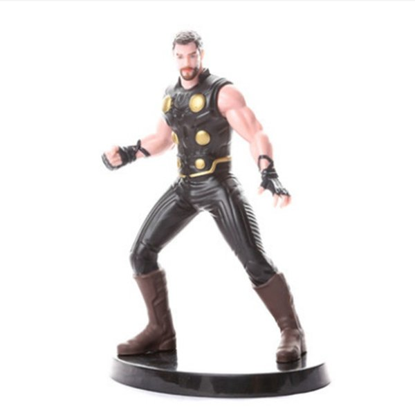 """No Box 6""""Avengers Infinity War Marvel Legends Thor Action Figure Toy Doll Collectible Model Brinquedos Figurals Gift"""