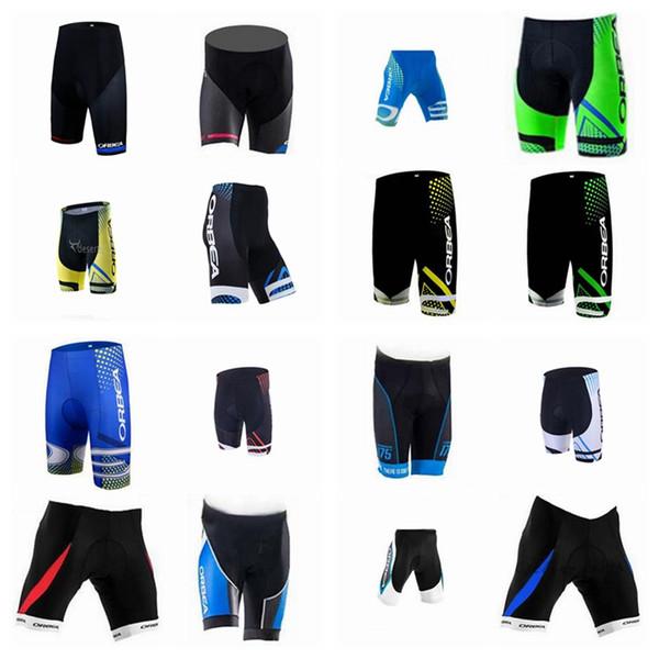 bbc547c50cf ORBEA team Cycling Shorts pants new thin breathable Quick Dry mountain bike  GEL Pad Bike short Pants Q50212
