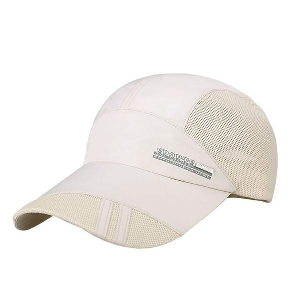 Outdoor Hiking Camping Breathable Popular Mens Summer Sports Cap Running Visor Caps s