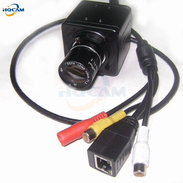 960P HI3518C Wireless security camera ip camera wifi mini camera for 12mm CS Lens Wide Angle support Onvif Audio pickup
