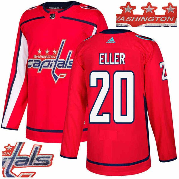 hot sale online fc6dd 0919a 2018 2019 Tom Wilson NHL Hockey Jerseys Nicklas Backstrom Winter Classic  Custom Authentic Ice Hockey Jersey All Stitched Andre Burakovsky Player  From ...