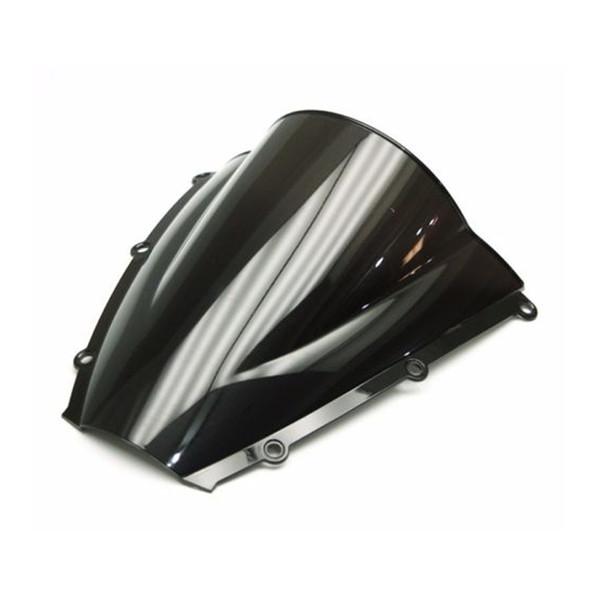 Protetor novo do pára-brisa da motocicleta da bolha do dobro do ABS para Honda CBR 600RR 2003-2004 F5