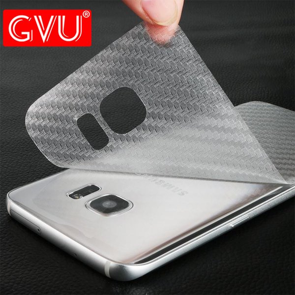 GVU Protect Film For Galaxy S5 S6 S7 Edge Plus Film ( Not Screen Protector Glass ) For S8 Plus Note8 Soft