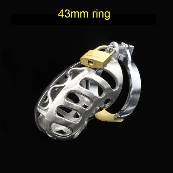 B - 43mm ring