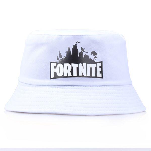 Compre es Juego Fortnite Bucket Hat Algodón Pescador Sombreros ...